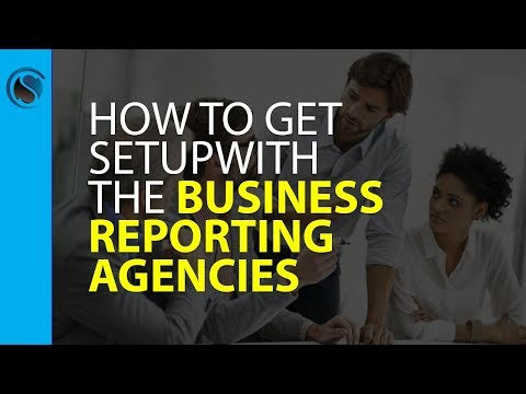Periscope...How to Get Setup with the Business Reporting Agencies