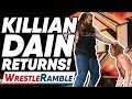 Matt Riddle DESTROYED By Killian Dain WWE NXT July 17 2019 Review WrestleTalk39s WrestleRamble