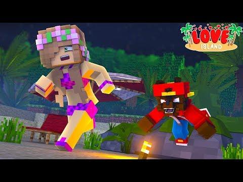 ROPO THE WEREWOLF ATTACKS LITTLE KELLY?! | Minecraft Love Island