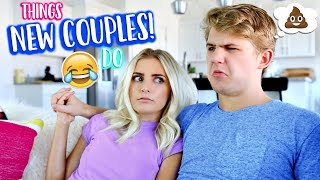 Awkward Things New Couples Do! | Aspyn Ovard