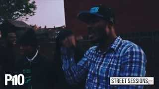 P110 - Lil Choppa, Scorpz, Hecki, Dapz On The Map, Tempa [Street Session]