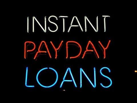 Instant Payday Loans for Bad Credit