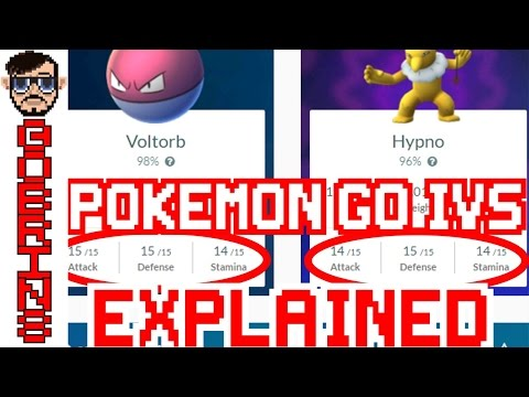 POKEMON GO IVs EXPLAINED - IVs Over CP,  Overall Impact, IV Trackers and Calculators!