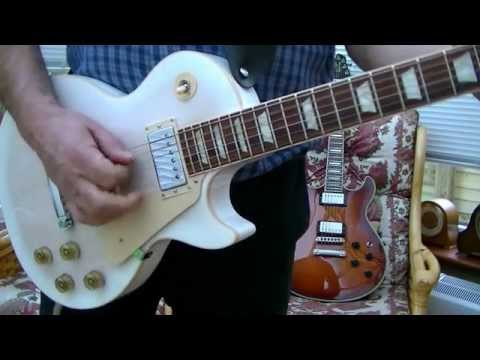 Gibson Les Paul Signature T with pick up covers