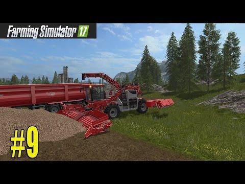 Farming Simulator 17 / Carrière suivie / Épisode 9 / ventes