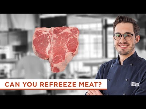 Can You Refreeze Meat? Here's Why You Shouldn't