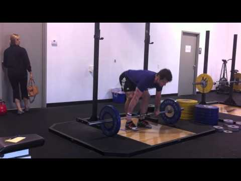 How to power clean: Clean pull