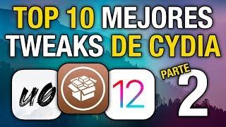 10 ALL NEW iOS 12 1 2 Jailbreak Tweaks ! - PakVim net HD