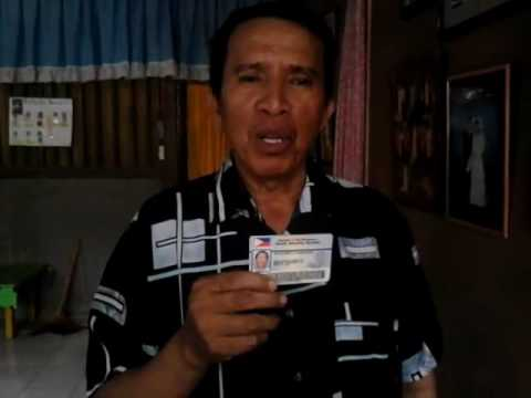 video about my SSS valid ID