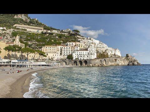Naples - Sorrento, Positano, Amalfi and Ravello Day Trip