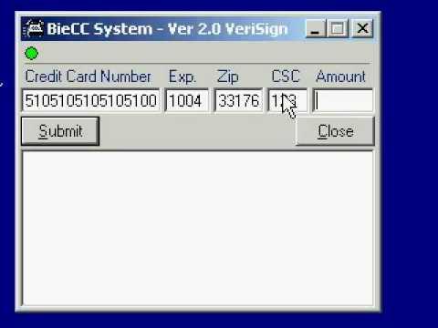 [Free] CreditCard Checker [Free]