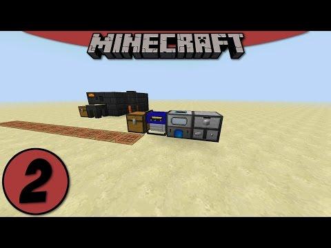 Minecraft Mods: How to Make Steel Easily in FTB - Modded Minecraft Tutorials E2