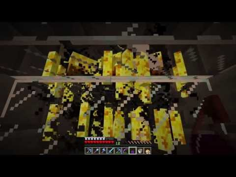 Minecraft Tutorial: Blaze Spawner XP/Rod Farm - Part 1 - (Works in 1.6)