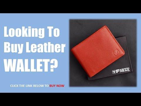 Mens Wallet Online India - Buy Wallets for men Online