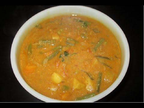 Vegetable Kurma or Veg Kurma (in tamil)