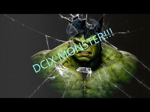 $DCIX Monster Mover Today