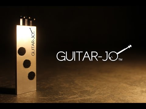 GUITAR-JO - Make Your Electric Guitar Sound like a Banjo!
