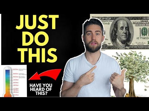 How to Resonate with the Vibrational Frequency of Money EASILY (Manifestation Secrets)