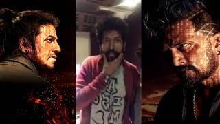 Arjun Janya and Eric Pillai || Music Director Talking About FirstSong Promotional Song