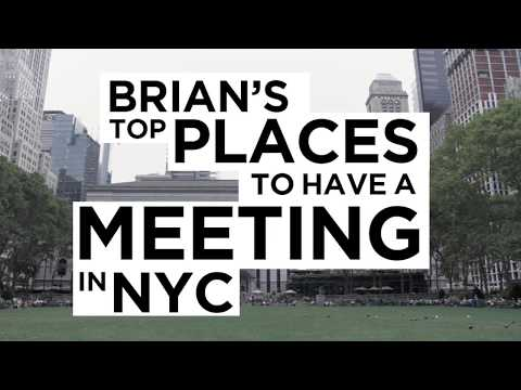 Our Favorite NYC Meeting Spaces and How to Find Yours | UNCUBED