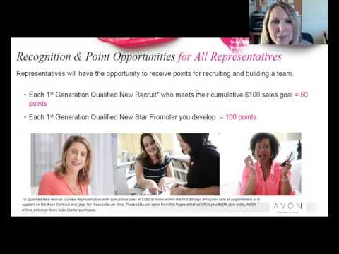 Avon Incentives Available RIGHT NOW to ALL Representatives