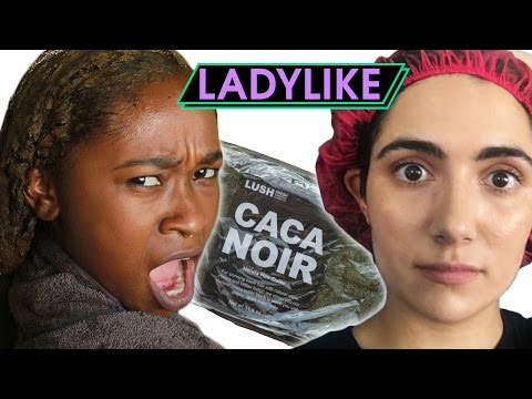 Women Try Henna Hair Dye • Ladylike