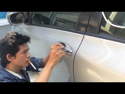 Unlock car Toyota Yaris
