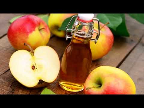 Reduce Swelling Of Tonsillitis With Apple Cider Vinegar- How To Use- Best Home Remedy