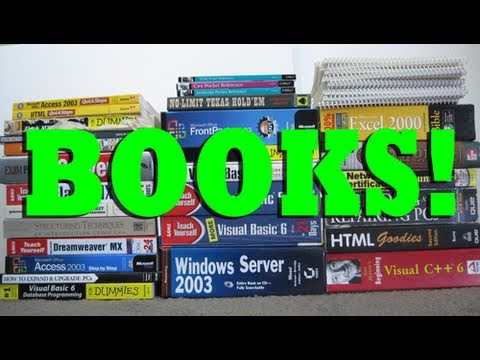 FREE Computer Books (used)