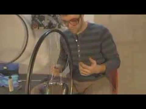 How to build a bicycle wheel - Part 3.2 36 Spoke truing