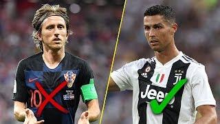 Why Cristiano Ronaldo Deserves Ballon D'or 2018