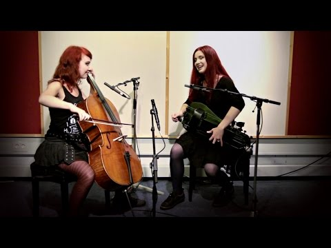 The Longing  - Storm Seeker [Hurdy Gurdy + Cello Session]