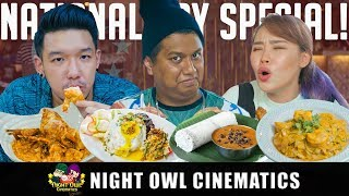 FOOD KING: National Day Special!