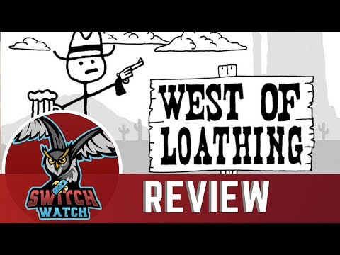 West of Loathing Nintendo Switch Review