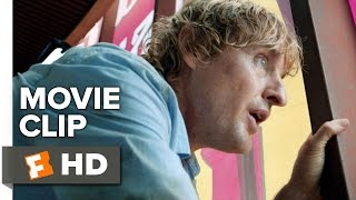 No Escape Movie CLIP - There's a Tank Out There (2015) - Owen Wilson, Lake Bell Movie HD