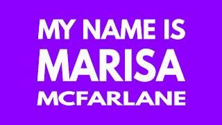 Marisa Mcfarlane Art Title Card