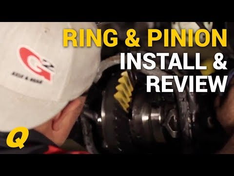 How To Install Ring & Pinion Gears in a Jeep Wrangler JK