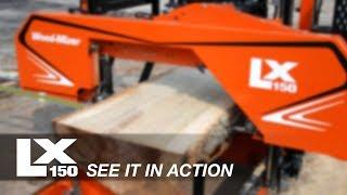 LX450 Twin Rail Portable Sawmill Walkthrough | Wood-Mizer