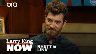 Download Rhett and Link on fighting like an old married couple Video