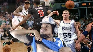 OMFG I JUST PISSED MY PANTS!!! NBA FAKE PLAYS REACTION