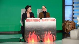 P!nk Answers Ellen