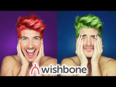 WHAT COLOR DO I DYE MY HAIR!? | Wishbone