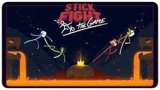 GABBY VS LONE VS PEPO VS RED: LA SFIDA FINALE | Stick fight the game [ITA]