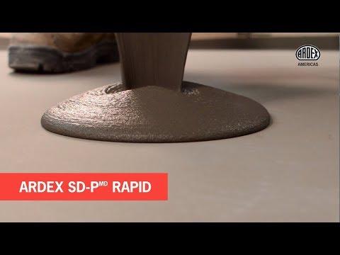 ARDEX SD-P et ARDEX SD-P RAPIDE – Pub de 35 secondes