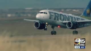 Frontier adds $29 flights from Phoenix Sky Harbor to Las Vegas