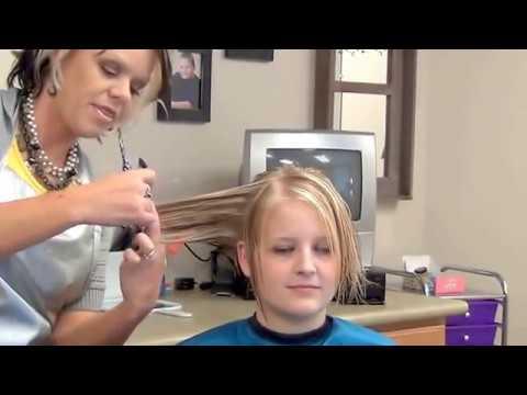 (Layered Bob Haircuts)  Short Layered Bob Hairstyles Tutorial