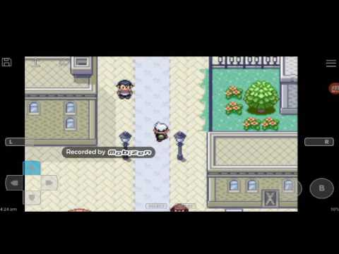 How to catch Abra in Pokemon emerald