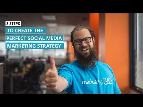 Social Media Tips - 8 Steps To Create The Perfect Social Media Marketing Strategy