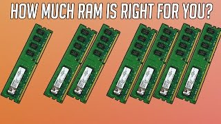 How Much Ram Does The Modern Budget Gamer Need?