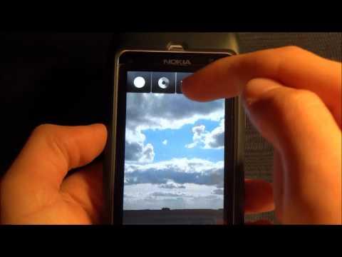 Test de Colorizit sur un Nokia N8